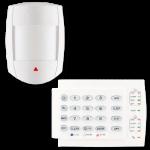Alarma y sensores