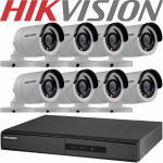 Kit de seguridad Hikvision